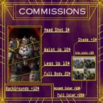 Commissionp2 by enzoZkatsuragi