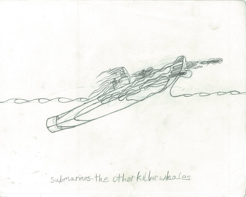 Submarines: The Other Killer Whales! by DBsTreasure
