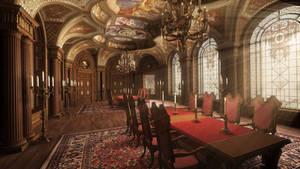 Baroque Grandeur by jacktomalin