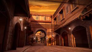 Marrakesh Souks - At Night
