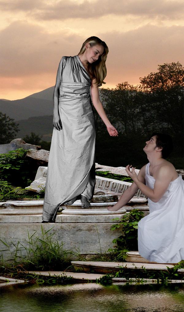 Pygmalion and Galatea ...