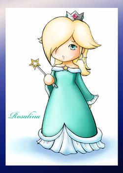 Princess Rosalina Chibi