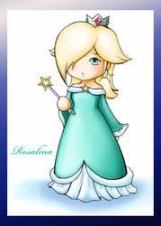Princess Rosalina Chibi by Ornithogale