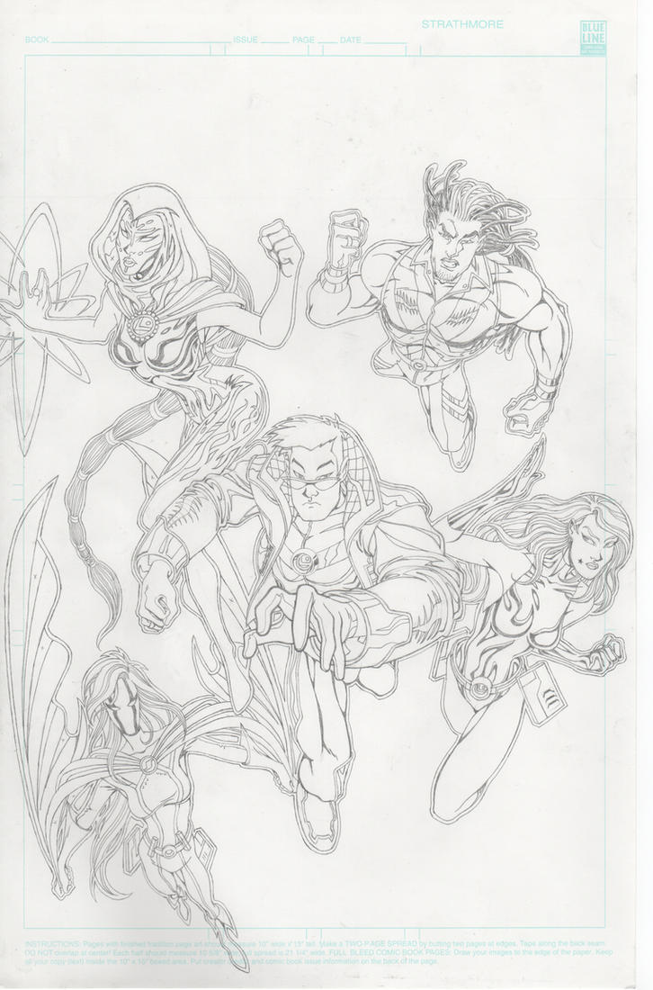 Legion Cover Figures by AlphaCMT