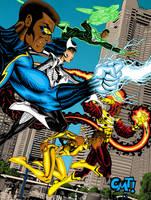Justice League by AlphaCMT