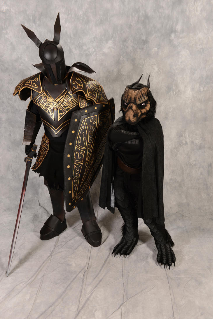 dark souls cosplay otakon 2014 by snowstormspirit2285 on