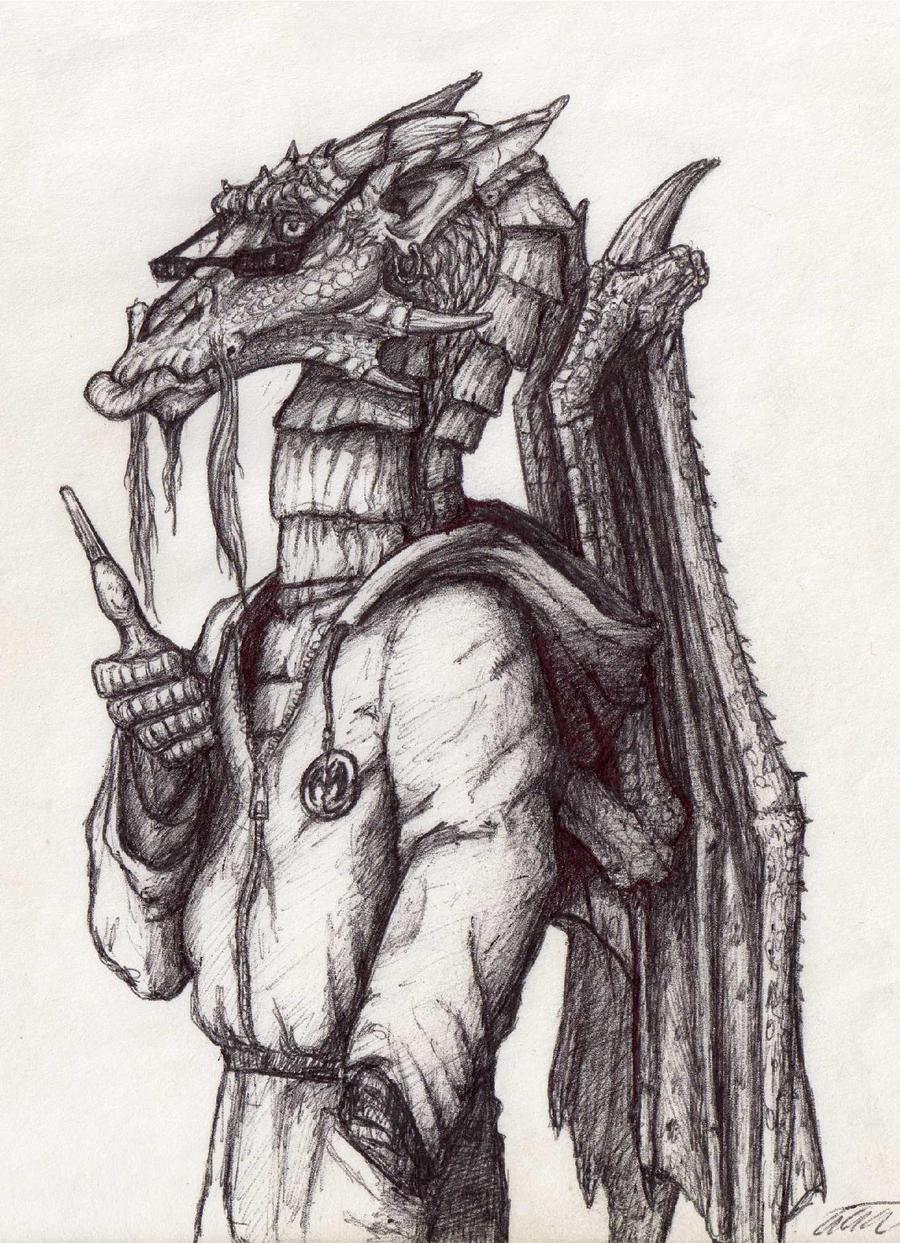 One Cool Dragon by adamelindalander on DeviantArt