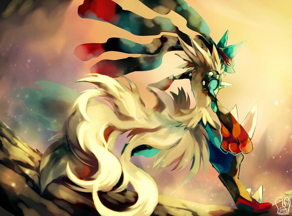 Pokemon Epic Mega Lucario 545821304