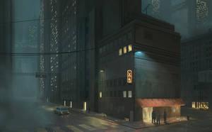 Street by babzz