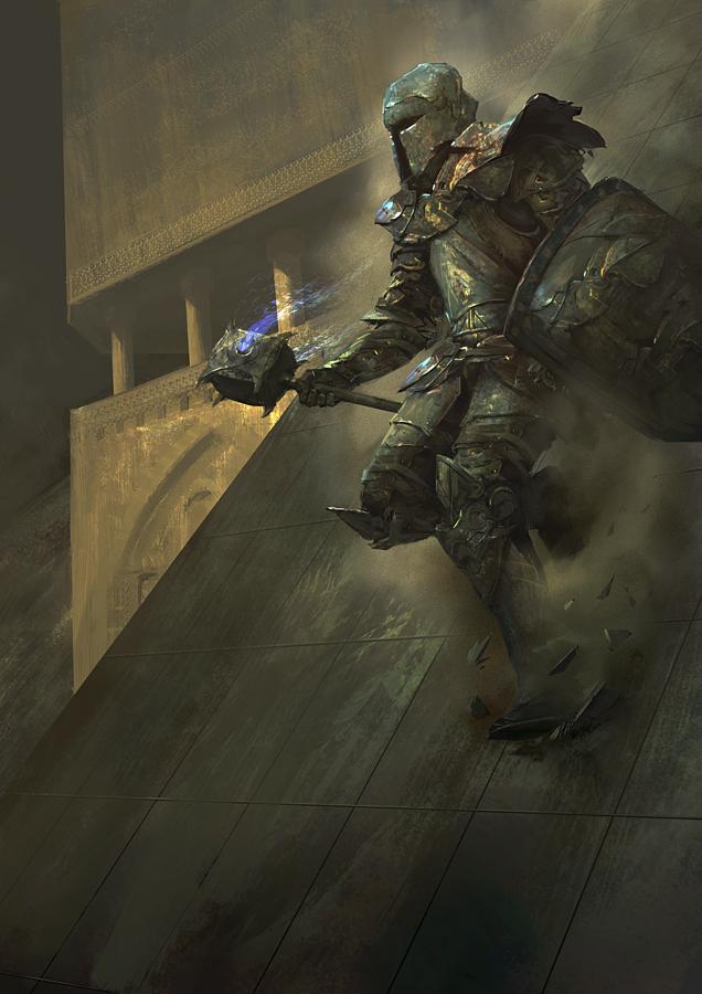 Knight by babzz
