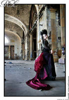 'Gown' project - Detriot by rana-x