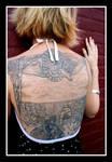 Sarah's Alice Tattoos
