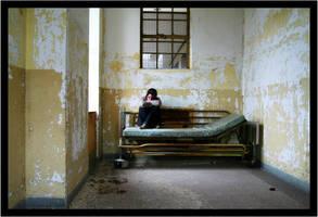 hellview hospital selfportrait by rana-x