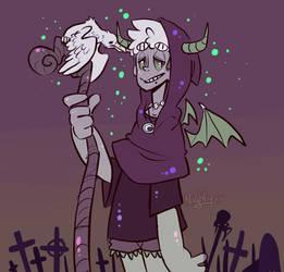 Witchsona by nightmaw