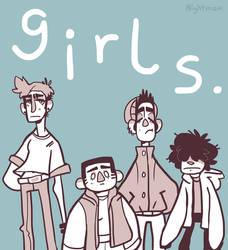 girls. by nightmaw