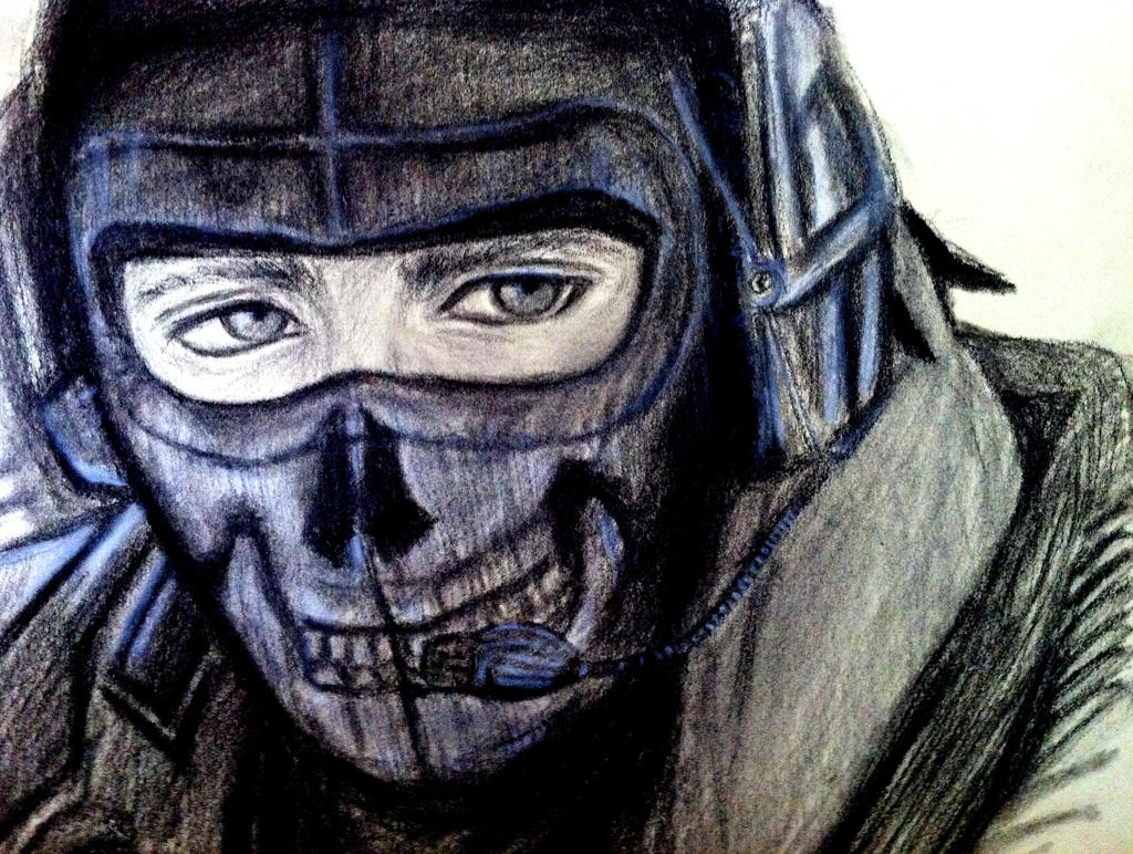 Ghost Mw2 Mask | Gallery