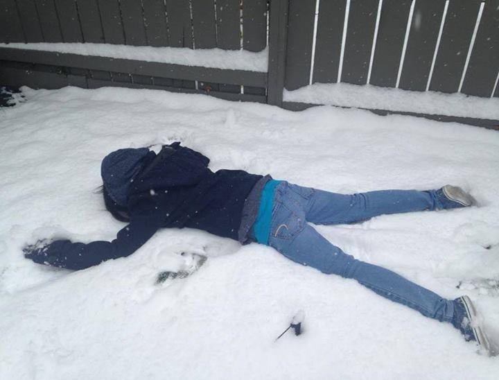 Snow! by migz7