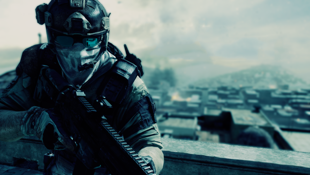 Tom Clancy's Ghost Recon: Future Soldier - by Fofan1982 on ...