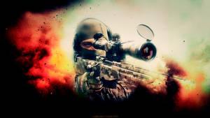 Medal of Honor Warfighter.  Sniper, Russia!