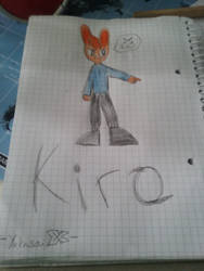 Kiro The Rabbit