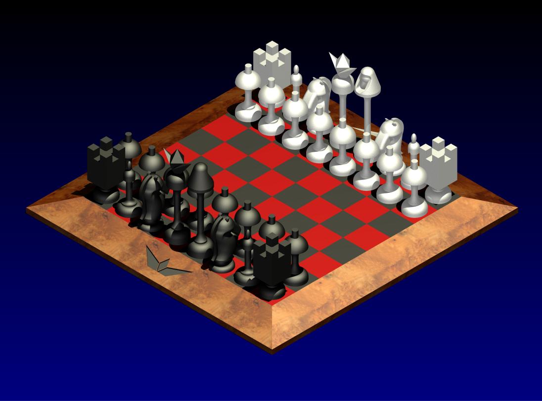 Code Geass Chess Set By Rea002 On Deviantart