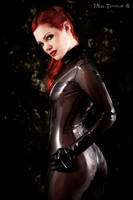 Love my flame catsuit by THETERRORCAT