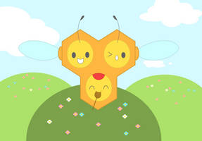 Special Trade - Combee by drill-tail