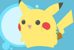 Request - Pikachu by drill-tail
