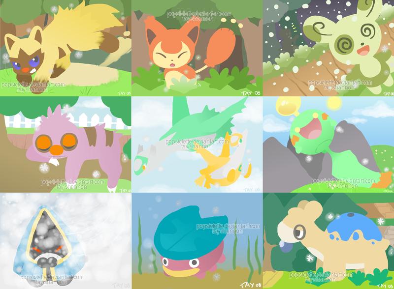Shiny Starter Pokemon Heartgold – Wonderful Image Gallery