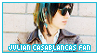 STAMP: Julian Casablancas fan by neurotripsy