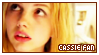 STAMP: Cassie Ainsworth fan by neurotripsy