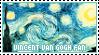 STAMP: Vincent van Gogh fan