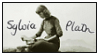 STAMP: Sylvia Plath by neurotripsy