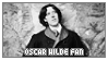 STAMP: Oscar Wilde fan by neurotripsy