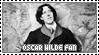 STAMP: Oscar Wilde fan by neurotripsy