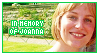 STAMP: In Memory of Joanna by neurotripsy
