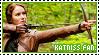 STAMP: Katniss Everdeen fan