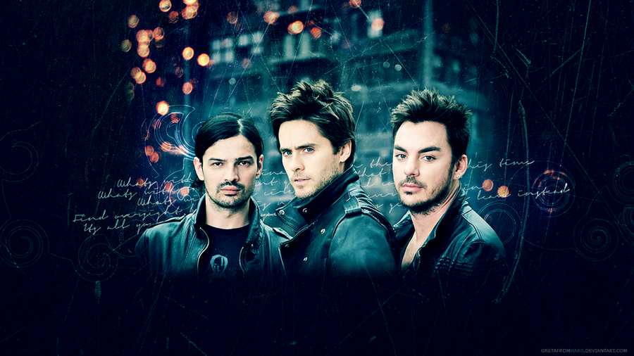 30 SECONDS TO MARS wallpaper 4 by GretaFromMARS on DeviantArt