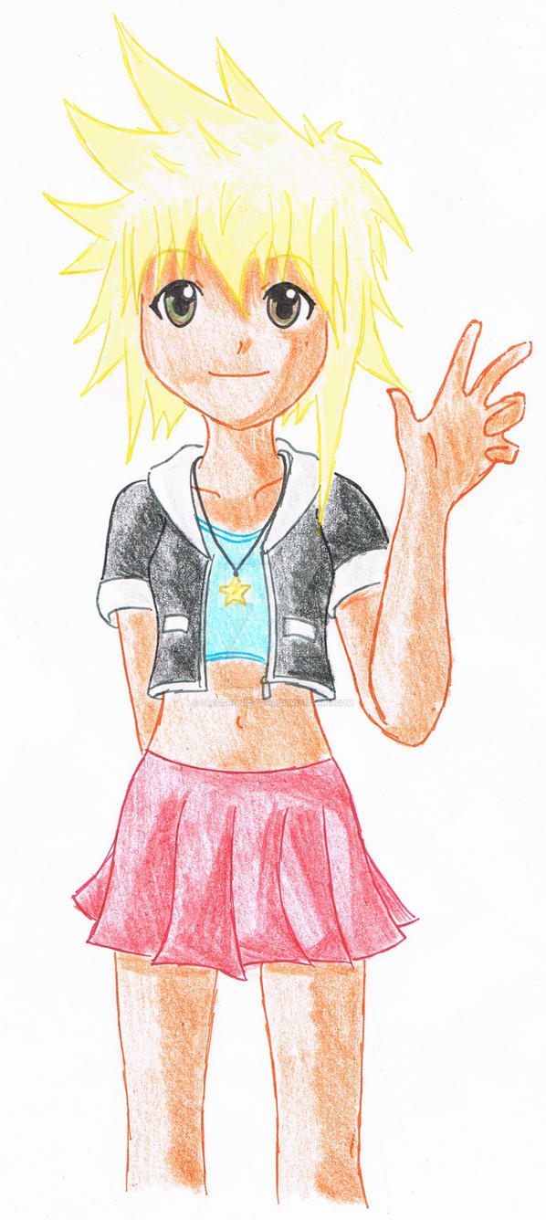 Xayling colored by Electronic-Star