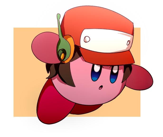 Cave Kirby by Akusuru