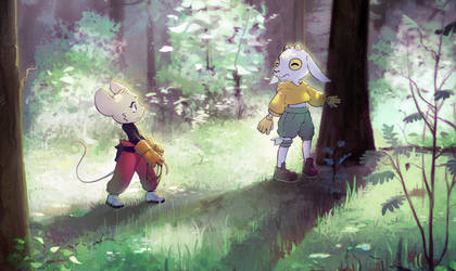 Forest pals