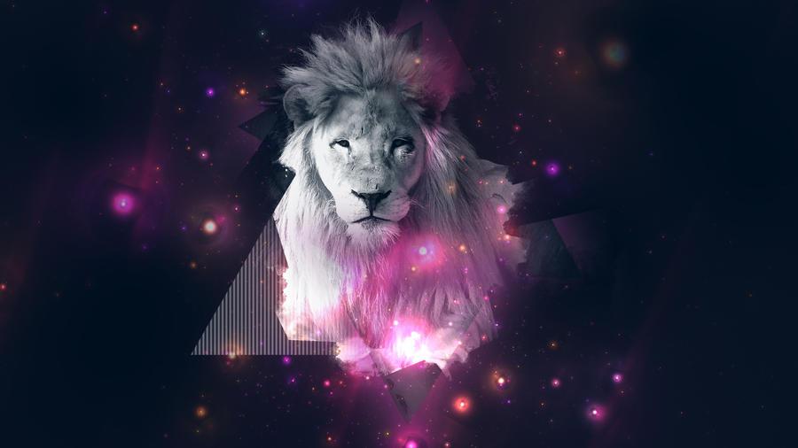 lion by BONBON-O