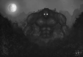 Titan by kigamonsta