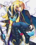 Future Card Buddyfight - Roa and Axia