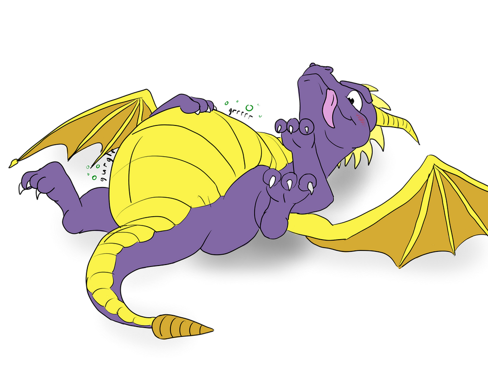 spyro the stuffed by theradorn on deviantart
