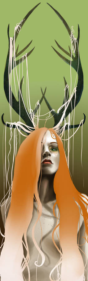 Daughter of Cernunnos