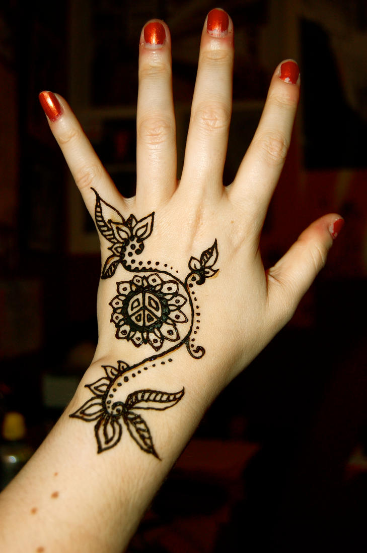 Henna Designs For Hands Picture 9