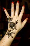 Peace Out - Henna