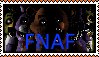 FNAF stamp by 9amandapanda