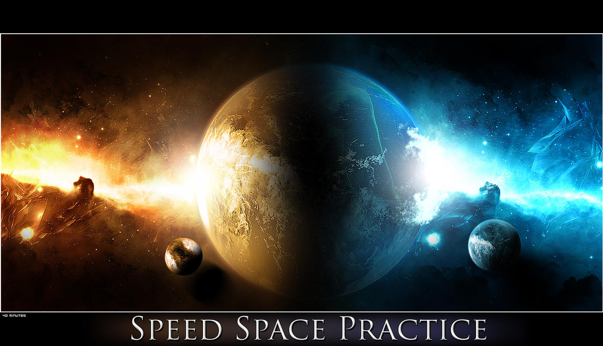 Speed Space by Superiorgamer